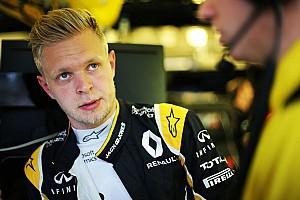 Формула 1 Новость Магнуссен рассчитывает на скорое решение Renault о его будущем