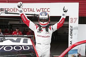 WTCC Yarış raporu Arjantin WTCC: Lopez evinde ana yarışı kazandı
