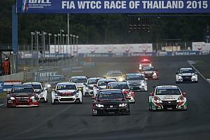 WTCC News WTCC-Kalender 2016: Fliegt Thailand raus?