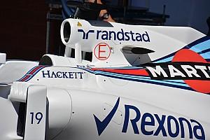 Williams retire l'ailette de son capot moteur