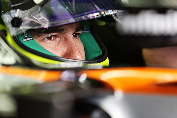 Formule 1 Actualités Pérez assure qu'aucune décision n'a encore été prise pour 2017