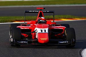 GP3 Reporte de la carrera Aitken consigue su primera victoria