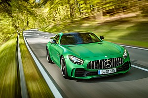 Automotive Feature Bildergalerie: Mercedes-AMG GT R