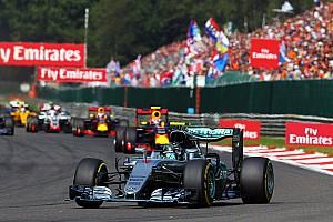 Формула 1 Комментарий В Mercedes не считают победу Росберга лёгкой