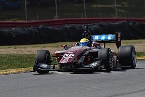 Indy Lights Reporte de calificación Urrutia logró la pole en el último suspiro
