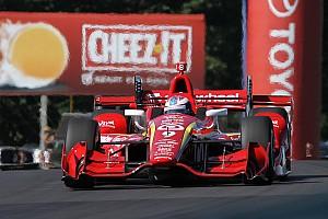 IndyCar Отчет о тренировке Диксон стал быстрейшим на разминке в Уоткинс-Глене