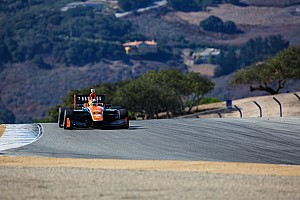 Indy Lights Breaking news Pelfrey calls up Rayhall for Lights finale