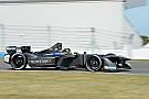 Formel-E-Test in Donington: Vergne mit neuem Rundenrekord