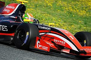 Формула V8 3.5 Отчет о квалификации Делетраз завоевал субботний поул в Шпильберге