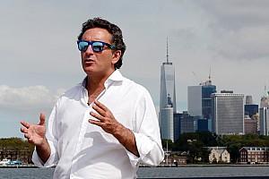 Формула E Интервью Большое интервью: Алехандро Агаг об этапе Формулы Е в Нью-Йорке
