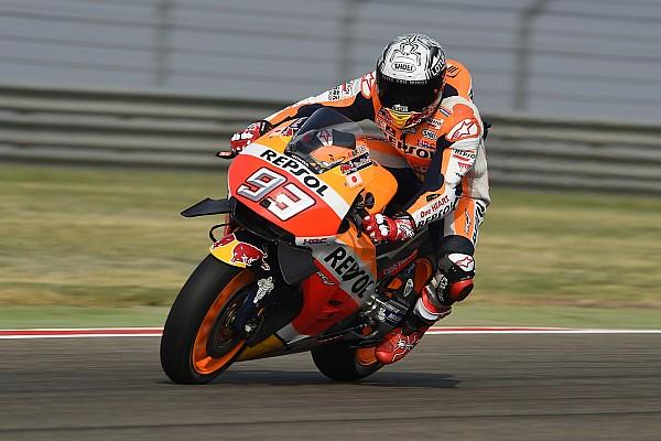 MotoGP Sıralama turları raporu MotoGP Aragon: Marquez rahat bir şekilde pole pozisyonunda