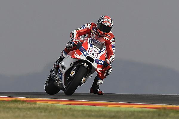 MotoGP Intervista Dovizioso costretto a mollare: vuole risposte da Michelin e Ducati