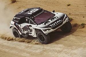 Dakar Nieuws Peugeot onthult nieuwe Dakar-bolide: de 3008DKR