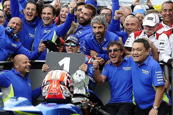 MotoGP Interview Brivio - La victoire comme