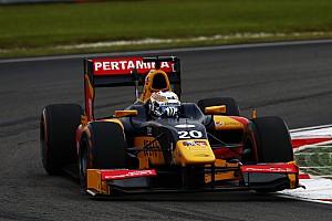 GP2 Отчет о гонке Джовинацци выиграл на Сепанге и стал лидером сезона