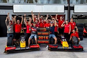 GP2 Actualités Prema Racing remporte le titre GP2