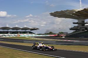 GP2 Reporte de la carrera Ghiotto toma la victoria en la sprint en Sepang