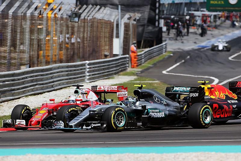 Nico Rosberg: Sebastian Vettel war