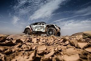 كروس كاونتري تقرير المرحلة رالي المغرب: ساينز يفوز بالمرحلة الثالثة وسط مُحافظة العطية على صدارته