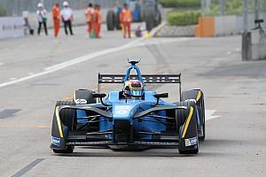 Formula E Reporte de la carrera Caótica primera carrera de la Fórmula E con victoria del campeón