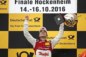DTM Reporte de la carrera Victoria de Molina en una vibrante carrera en Hockenheim