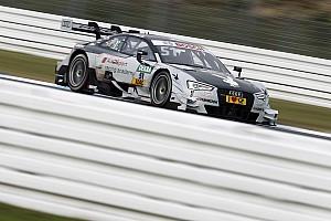 DTM Verslag vrije training DTM Hockenheim: Audi heerst in laatste training