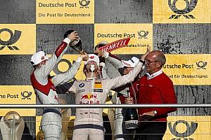 DTM Репортаж з гонки DTM в Хоккенхаймі: Мортара виграє фінал, Віттман - титул