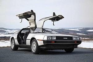 Автомобілі Важливі новини Відновлено виробництво славнозвісної DeLorean DMC-12!