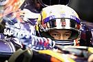 Квят заявил о приоритете Red Bull перед Force India