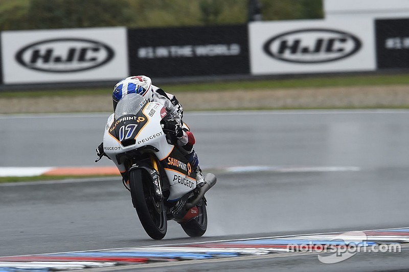 Moto3オーストラリアGP:FP2 豪雨のセッション、鈴木竜生が2番手。トップはマクフィー