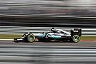 Formel 1 in Austin: Lewis Hamilton startet mit Bestzeit