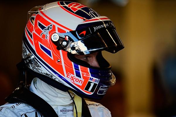 Formule 1 Réactions Button et Palmer en désaccord après la Q1
