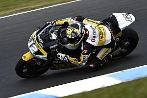 Moto2 Reporte de la carrera Luthi gana y se mete en la lucha por el título; caída de Rins