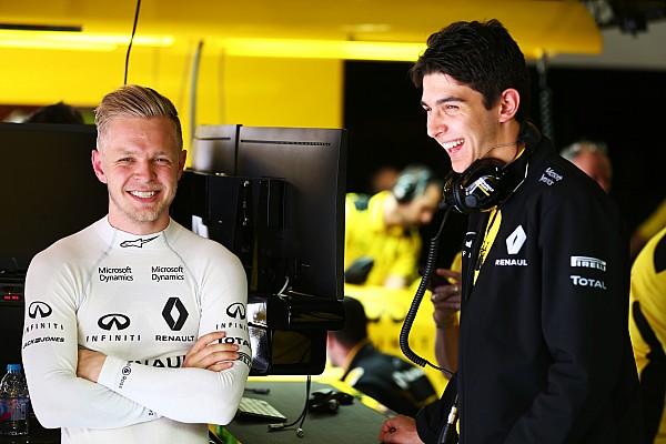 Formule 1 Actualités Ocon ou Magnussen aux côtés de Hülkenberg chez Renault?