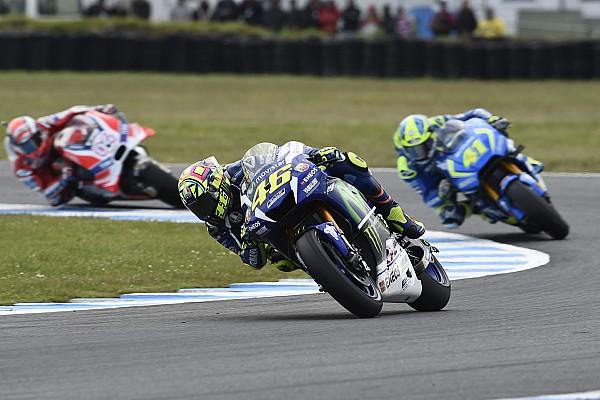 MotoGP Últimas notícias Rossi abre vantagem na batalha pelo vice; confira tabela