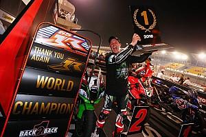 WSBK Репортаж з гонки WSBK Лосейл: Девіс випередив Рея, який із другим місцем здобув титул