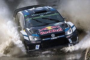 WRC Son dakika Volkswagen WRC'den çekiliyor!