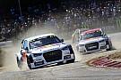 WK Rallycross Ekström verlangt fabrieksondersteuning bij rallycross-avontuur
