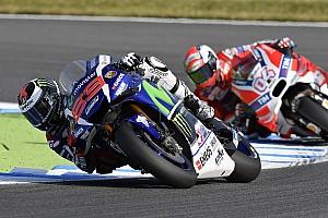 MotoGP 突发新闻 2017年前,洛伦佐被禁止公开谈论杜卡迪