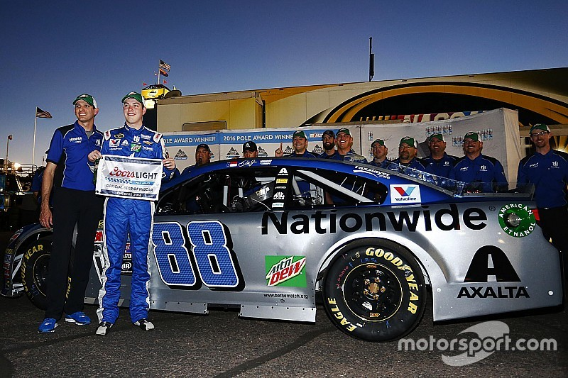 NASCAR in Phoenix: 1. Sprint-Cup-Pole für Alex Bowman
