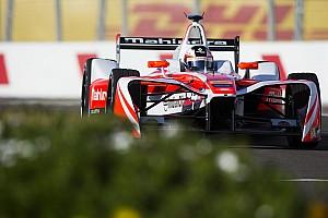 Formula E Reporte de calificación Rosenqvist se apunta su primera pole en Marrakech