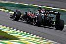 【F1ブラジルGP】アロンソ「ドライレースなら、ウイリアムズは速い」と懸念
