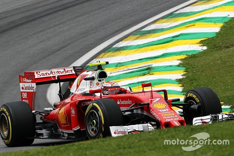 Kimi Räikkönen: Qualifying-Runde war nur