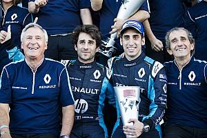 """Формула E Важливі новини Керівник Renault вихваляє """"ідеальну гонку"""" в Марракеші"""
