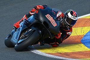 MotoGP Son dakika Jorge Lorenzo, Ducati ile ilk kez pistte!