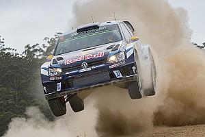 WRC Prova speciale Australia, PS1-3: Mikkelsen parte forte. Latvala rompe una sospensione!