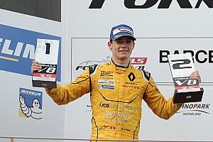GP2 Новость Делетраз дебютирует в GP2 в Абу-Даби
