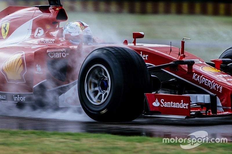 【F1】ホーナー「来年のウエットタイヤには、改善の余地がある」