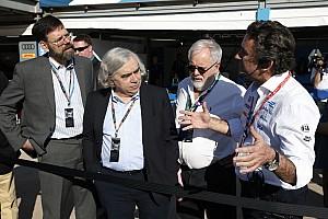 """Formula E Intervista Agag: """"La F.E può far cambiare opinione a Trump..."""""""