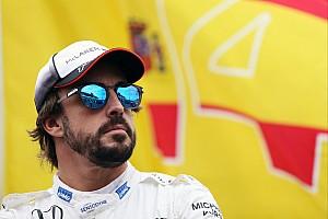 WEC News Formel-1-Fahrer Fernando Alonso deutet WEC-Wechsel zu Porsche an